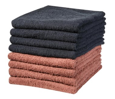 DA BROWN COTTON TOWELS NO BLEACH // SPEC. ORD. ONLY