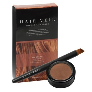 FHI HAIR VEIL RED BROWN POWDER HAIR FILLER