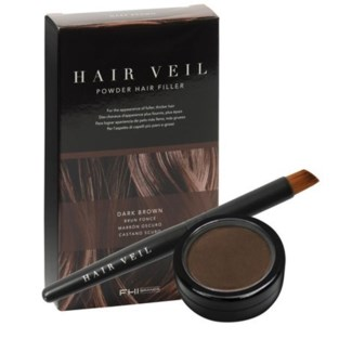 FHI HAIR VEIL DRK BROWN POWDER HAIR FILLER