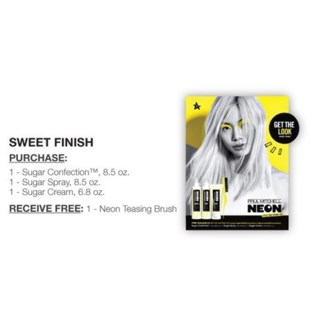 PM NEON SWEET FINISH GET THE LOOK KIT