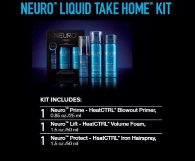 PM NEURO LIQUID TAKE HOME KIT (NUSTKC18)//2018
