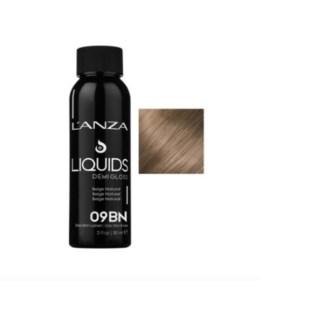 L'ANZA HC LIQUIDS DEMI GLOSS 9BN LIGHT BEIGE BLONDE NAT 90ML