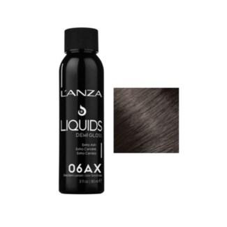 L'ANZA HC LIQUIDS DEMI GLOSS 6AX DARK EXTRA ASH BLONDE  90ML