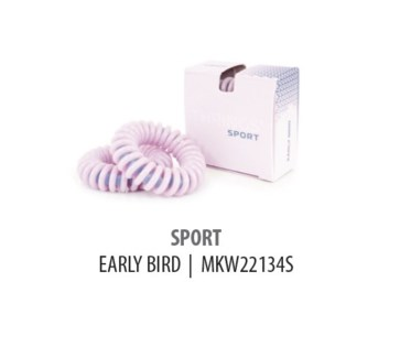 THRINGS - HAIR RINGS - SPORT - EARLY BIRD - 2PC