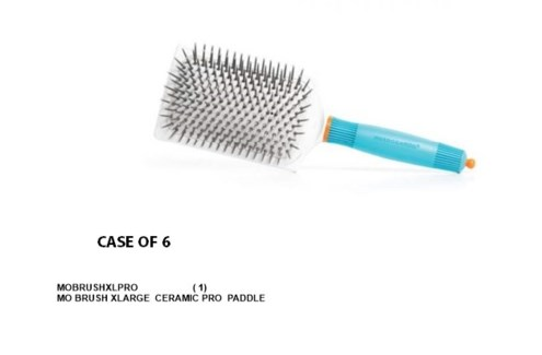 MO BRUSH XLARGE CERAMIC PRO PADDLE  CASE OF 6