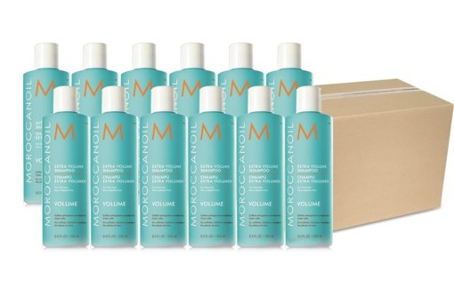 MO EXTRA VOLUME SHAMPOO 250 ML//CASE OF 12