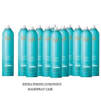 MO LUMINOUS HAIRSPRAY EXTRA STRONG 330ML CASE OF 12