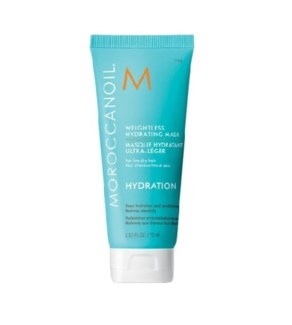 MOROCCANOIL WEIGHTLESS HYDRATING MASK 75ML/TRAVEL