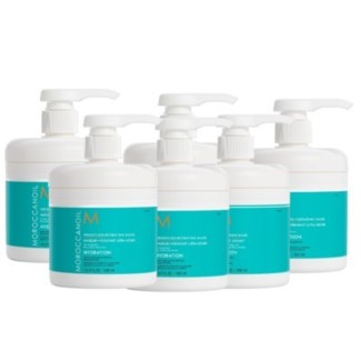 MO WEIGHTLESS HYDRATING MASK 500ML CASE OF 6