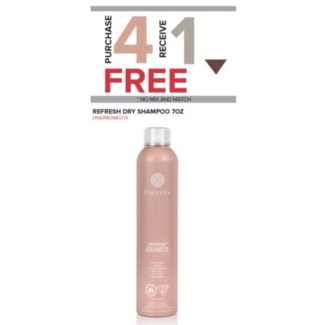ONESTA 4 + 1 REFRESH DRY SHAMPOO 7OZ//ND'18