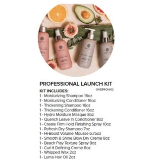 ONESTA PROFESSIONAL LAUNCH KIT//SO'18