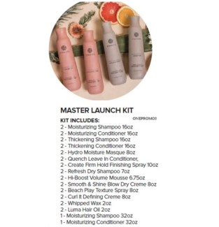 ONESTA MASTER LAUNCH KIT//SO'18