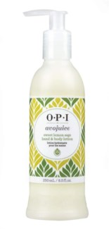 OPI AVOJUICE SWEET LEMON SAGE 250ML//NEW