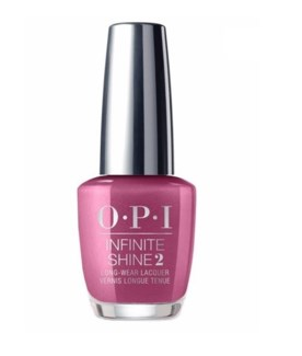 OPI INFINITE SHINE A ROSE AT DAWN - BROKE BY NOON