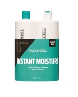 PM INSTANT MOISTURE LITRE DUO (SH/CO)//JA'18