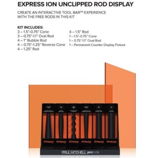PM EXPRESS ION UNCLIPPED ROD DISPLAY//MJ'17