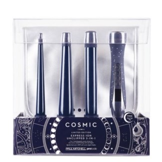 PM EXPRESS ION UNCLIPPED 3-IN-1 - COSMIC EXPRESS SET//HD'18