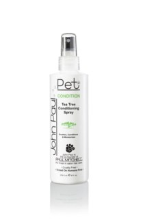 PM PET TEA TREE CONDITIONING SPRAY 8OZ