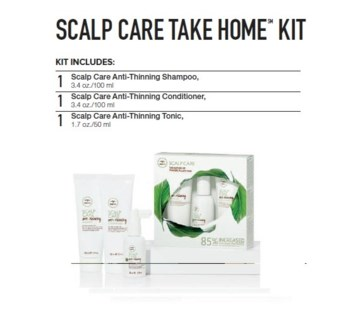 PM TT SCALP CARE TAKE HOME KIT (TTSIK18)//2018