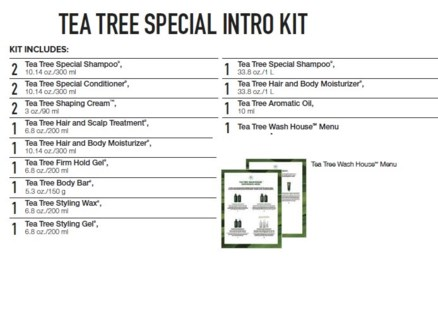 PM TEA TREE SPECIAL INTRO KIT (TTSIK18)//2018