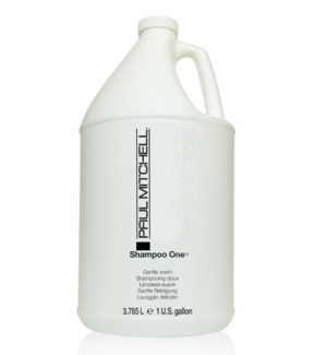 PM SHAMPOO ONE GALLON