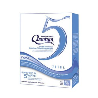 QUANTUM 5 FIRM CHOICES PERM (BLUE LOGO)