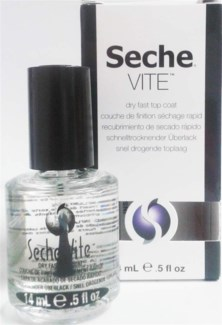 SECHE VITE TOP COAT .5 OZ (83105)