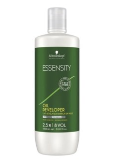 SC ESSENSITY ACTIVATING LOTION 2.5%  8 VOLUME