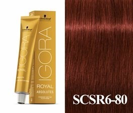 SC IR 6-80 ABSOLUTES DARK BLONDE RED NATURAL