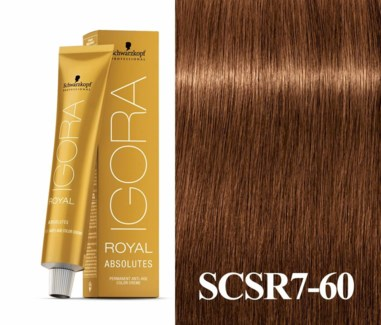 SC IR 7-60 ABSOLUTES MEDIUM BLONDE CHOCOLATE NATURAL