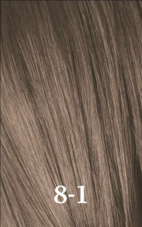 SC IR 8-1 LIGHT BLONDE CENDRE (MED ASH BLONDE)