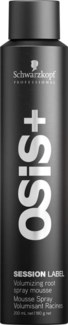 SC OSIS SESSION LABEL VOLUMIZING ROOT SPRAY MOUSSE 200ML