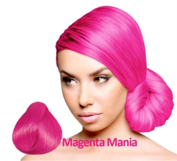 SPARKS MAGENTA MANIA HAIR COLOR