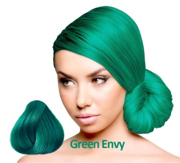 SPARKS GREEN ENVY HAIR COLOR