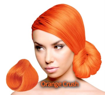 SPARKS ORANGE CRUSH HAIR COLOR