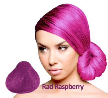 SPARKS RAD RASPBERRY HAIR COLOR