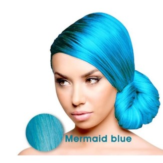 SPARKS MERMAID BLUE HAIR COLOR