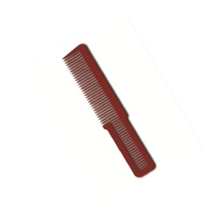 WAHL COLORED CLIPPER COMB - RED