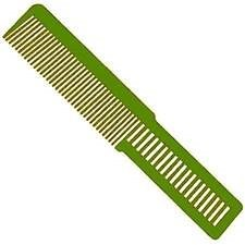 WAHL LARGE CLIPPER CUT COMB (NEON GREEN)