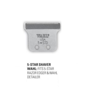 WAHL 5 STAR SHAVER BLADE (RAZOR/DETAILER T-BLADES)