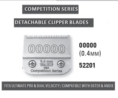 WAHL COMPETITION BLADE SIZE 00000