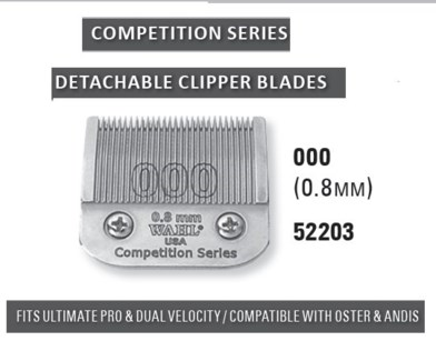 WAHL COMPETITION BLADE SIZE 000