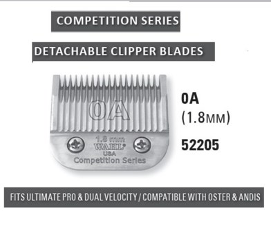 WAHL COMPETITION BLADE SIZE 0A