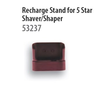 WAHL RECHARGE STAND - 5 STAR SHAVER/SHAPER