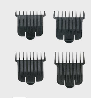 ANDIS SNAP-ON BLADE ADJUSTMENT 4PC COMB SET