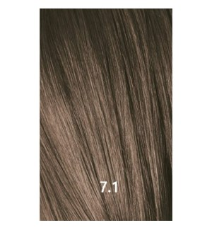 YE COLOR 7.1 ASH BLONDE 100ML