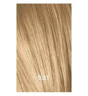 YE COLOR 9.31 VERY LIGHT GOLDEN ASH BLONDE 100ML