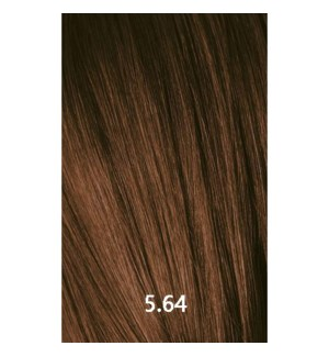 YE COLOR 5.64 LIGHT RED COPPER BROWN 100ML