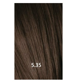 YE COLOR 5.35 LIGHT GOLDEN MHG BROWN 100ML