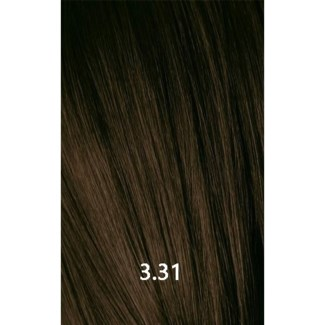 YE COLOR 3.31 DARK GOLDEN ASH BROWN 100ML